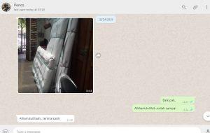 Alkhamdulillah Container Bumbu Pintar Sudah Tiba 0822 2221 7966