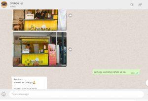 Alkhamdulillah Paket Container Bumbu Pintar Sudah Sampai di Cirebon 0822 2221 7966