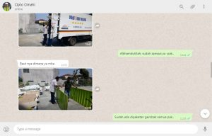 Alkhamdulillah Paketan 4 Container Bumbu Pintar Tiba di Cimahi 0822 2221 7966