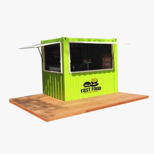 jasa pembuatan booth franchise