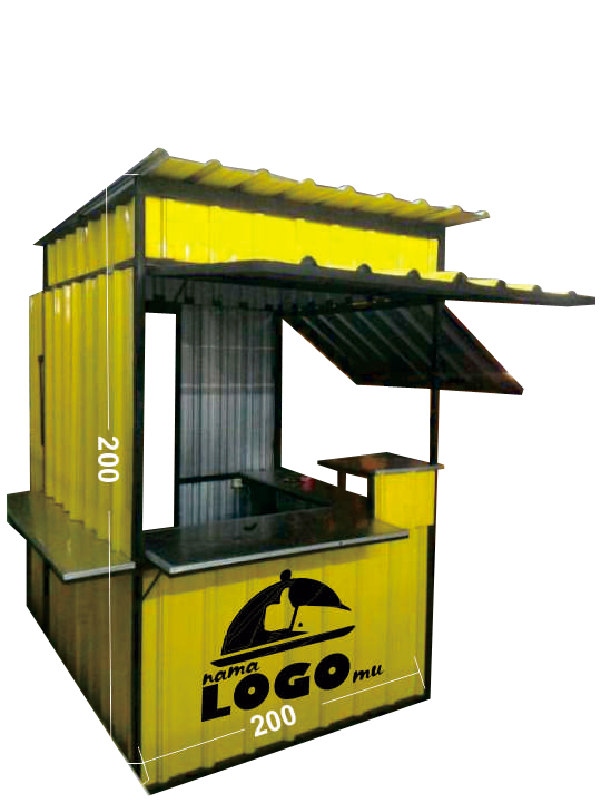 booth franchise portable